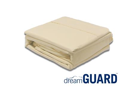 Picture of ULTRA SHIELD MIDWEST 9106-CREAM-SPLIT-KING-SHEETSET
