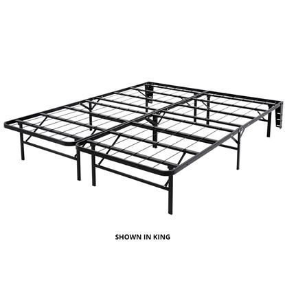 Picture of GLIDEWAY BED CARRIAGE MAN SPS14BLK-KQ-KING-PLATFORM-BED