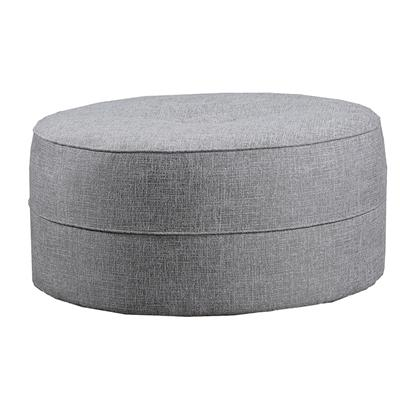 Picture of J HENRY 1250-17/633-12-ROUND-OTTOMAN