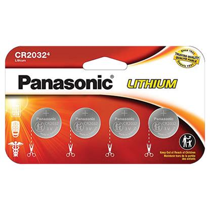Picture of PANASONIC CR2032PA/4BW