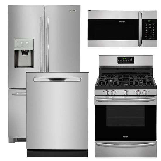 Picture of FRIGIDAIRE GALLERY FRI-4-PIECE-KITCHEN-PACKAGE
