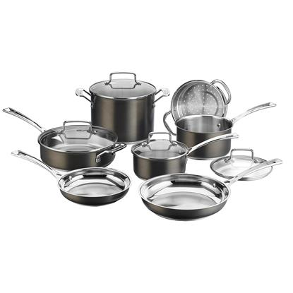 Picture of CUISINART BLACK STAINLESS BSC7-11