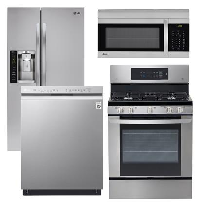 Picture of LG LG-4-PIECE-KITCHEN-PACKAGE