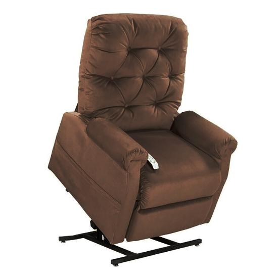 Picture of MEGA MOTION NM200-OCH-A01-LIFT-CHAIR-CHOCO