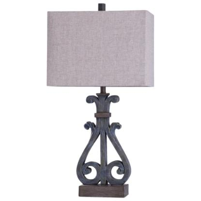 Picture of STYLECRAFT HOME L318315ABC-DESIGNER-LAMP