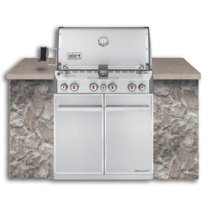 Picture of WEBER SUMMIT GRILL CENTER 7160001