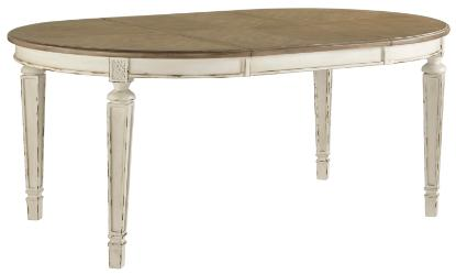 Picture of ASHLEY D743-35-OVAL-DINING-TABLE