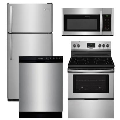Picture of FRIGIDAIRE FRI-4-PIECE-KITCHEN-PACKAGE