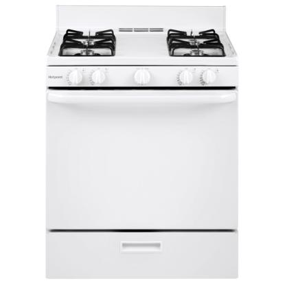 Picture of HOTPOINT BY G.E. RGBS100DMWW
