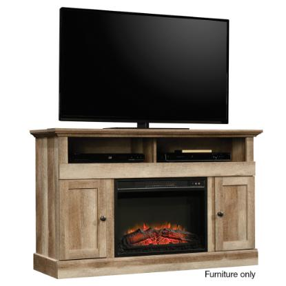 "Picture of SAUDER 423001(LO)-60""STAND&FIREPLACE"