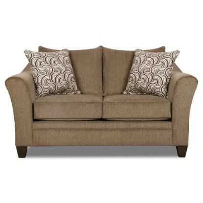 Picture of LANE 6485-02-LOVESEAT-TRUFFLE