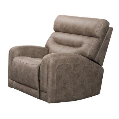 Picture of VOGUE HOME FURNISHINGS PX2020-01P2-MUSHR-PWR-RECLINER