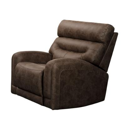 Picture of VOGUE HOME FURNISHINGS PX2020-01-CHOCO-GLIDER-RECLINR