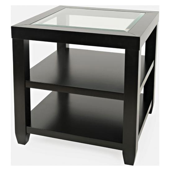 Picture of JOFRAN INC. 2001-3-SQUARE-END-TABLE-BLACK