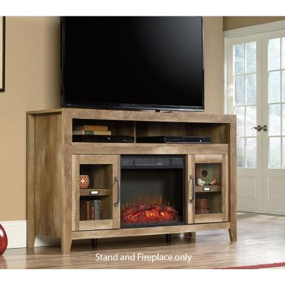 "Picture of SAUDER 419119-60""-TV-STAND&FIREPLACE"