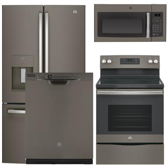 General Electric Ge 4 Piece Kitchen Package Abc Warehouse