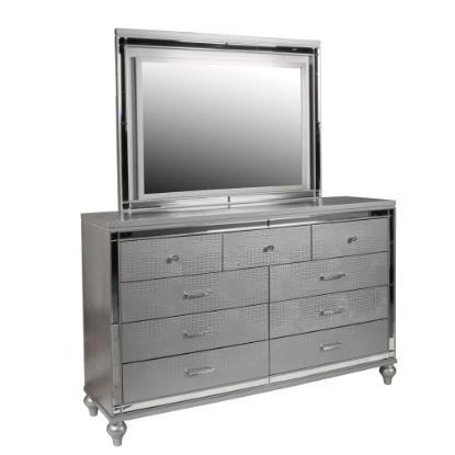 Picture of NEW CLASSIC BA9698S-060-LIGHTED-MIRROR