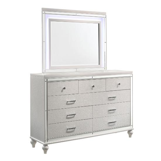 Picture of NEW CLASSIC BA9698W-060-LIGHTED-MIRROR