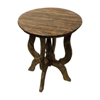 Picture of VINTAGE FURNITURE LLC F-MIC-681-LAT-BARN-END-TABLE