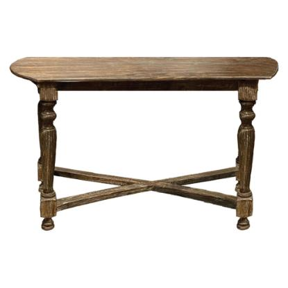 Picture of VINTAGE FURNITURE LLC F-MIC-681-ST-BARN-SOFA-TABLE