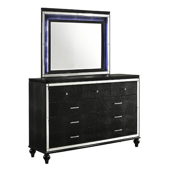 Picture of NEW CLASSIC BA9698B-060-LIGHTED-MIRROR