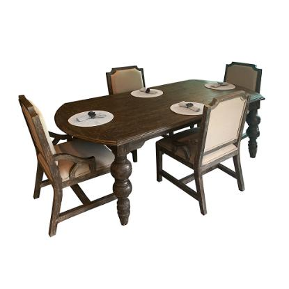Picture of VINTAGE FURNITURE LLC TIFFANY-5PC-DINING-PACKAGE
