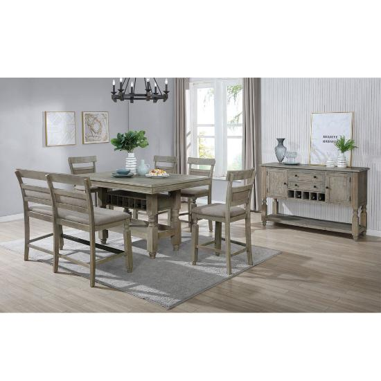 Lifestyle Enterprise Michelle 6pc Dining Package Abc Warehouse