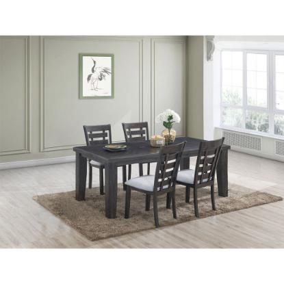Picture of COSMOS FURNITURE INC BAILEY-5PC-DINING-PACKAGE