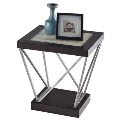 Picture of PROGRESSIVE FURNITURE INC T370-04-RECT/END-TABLE-TROLLEY