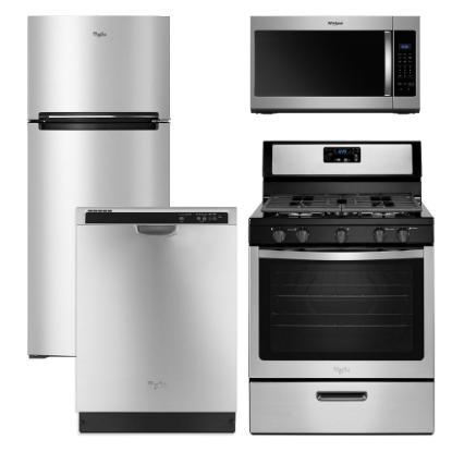 Picture of WHIRLPOOL WHI-4-PIECE-KITCHEN-PACKAGE