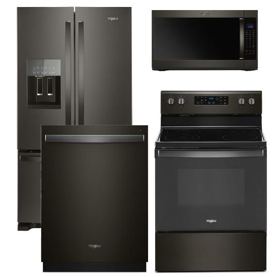 Whirlpool Whi 4 Piece Kitchen Package Abc Warehouse