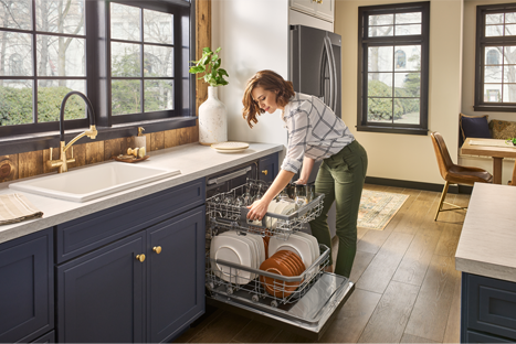 LG Dishwasher Graphic