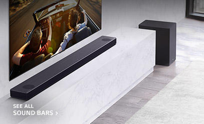 Soundbars Button