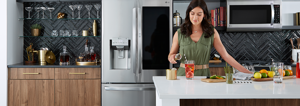 LG Kitchen Category banner